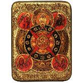 Всевидящее Око Божие, Подарочная икона, 15Х20