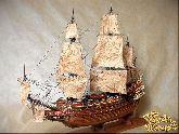Модель корабля Wasa