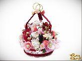 Букет из конфет Жених и невеста