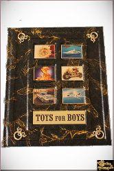 Toys for boys. Игрушки для больших мальчиков
