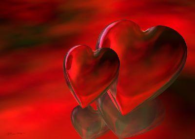 Открытка любовь 135