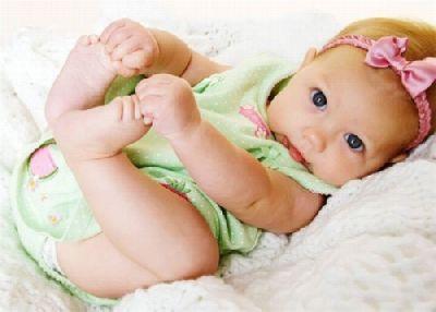 Открытка с новорожденным 20