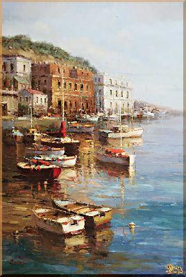 Mediterranean - 19 Средиземноморье, картины, подарки