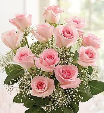 Открытка цветы 224