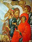 Иконы Кирилло-Белозерского музея