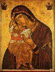 Византия Богородичные иконы