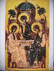 Византия многофигурные иконы